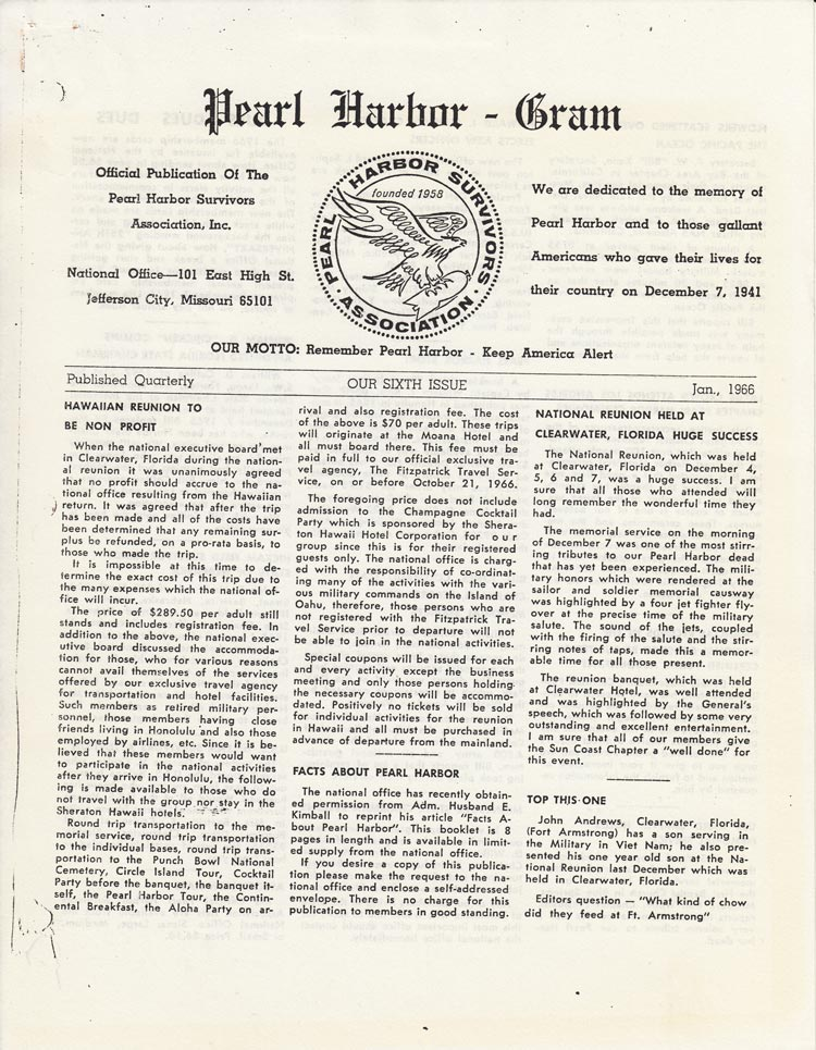 1966 Issue #6