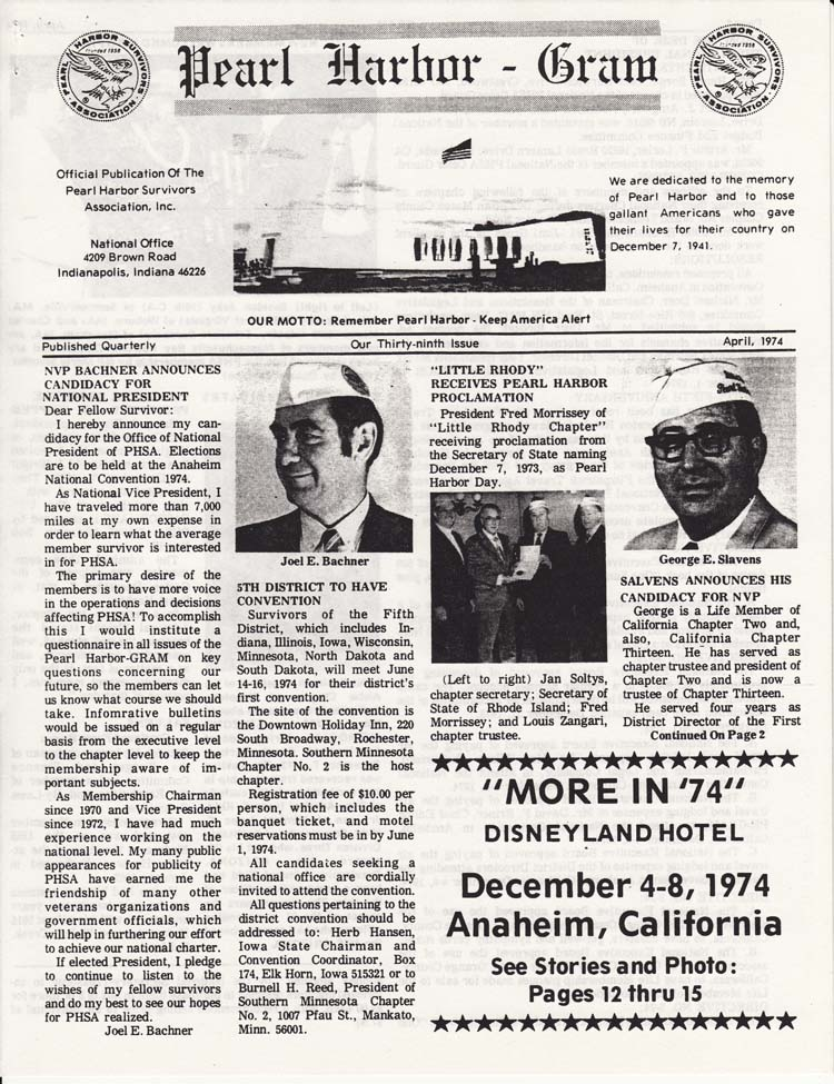 1974 Issue #39